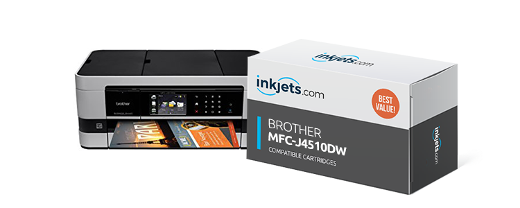 Brother MFC-J4510DW Ink Cartridge - Inkjets.com