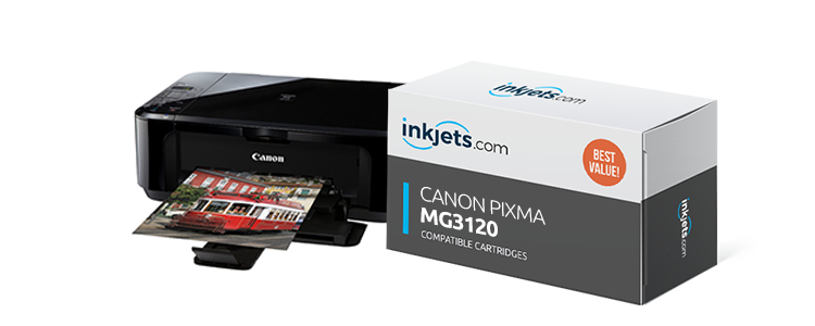 how to connect a pixma mg3120 to wofi