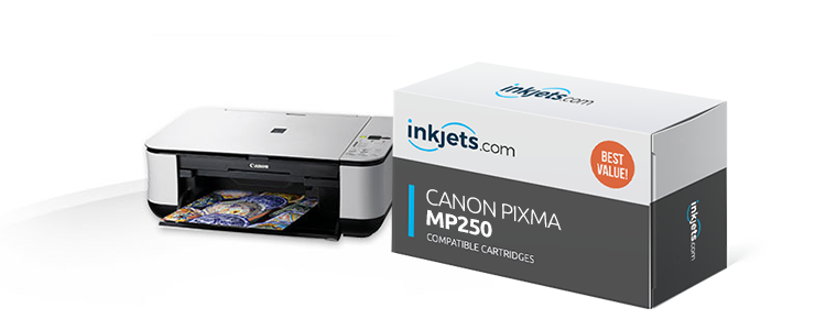 Cartridge Prices Starting At 1895 The Canon PIXMA MP250 Printer