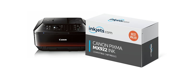 canon printer mx922 how to change ink