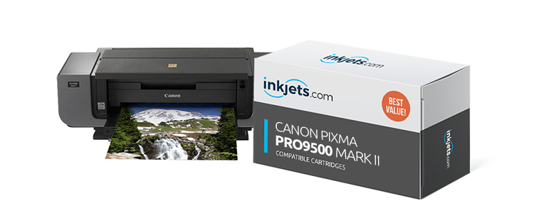 CANON PIXMA PRO9500 MARK II WINDOWS 10 DOWNLOAD DRIVER