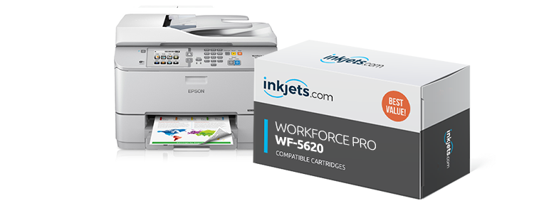 WorkForce Pro WF-5620