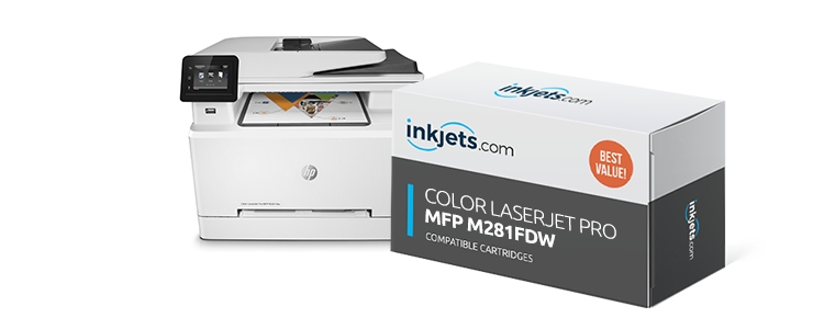 Color LaserJet M281dw