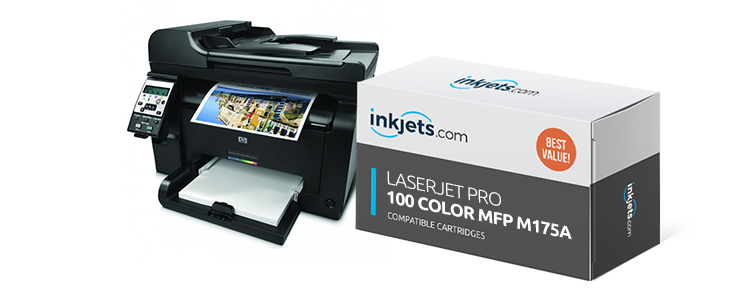 HP LASERJET PRO 100 COLOR MFP M175A WINDOWS 7 64 DRIVER