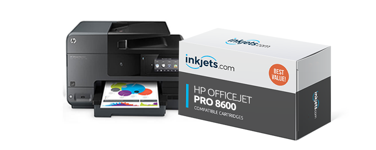 HP OfficeJet Pro 8600 Ink Cartridge
