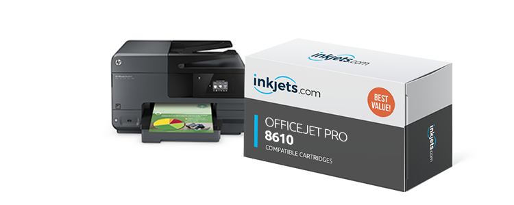 Hp Officejet Pro 8610 Ink Cartridge Inkjetscom