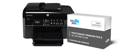 PhotoSmart Premium Fax e-All-in-One - C410a