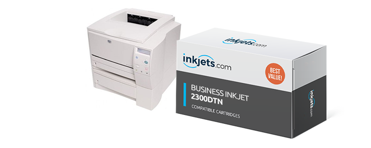 Business Inkjet 2300dtn