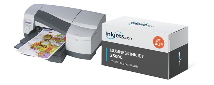 Business Inkjet 2500c