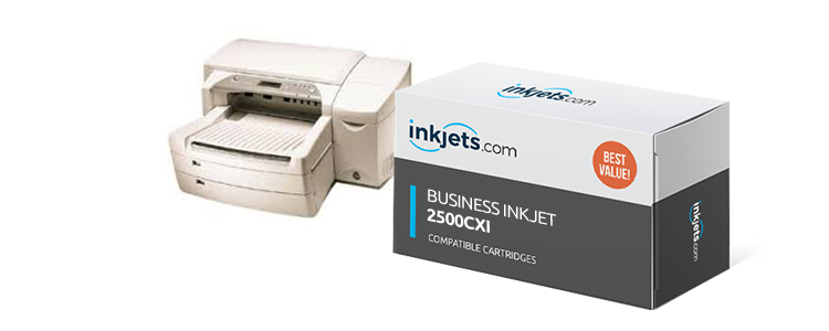 Business Inkjet 2500cxi