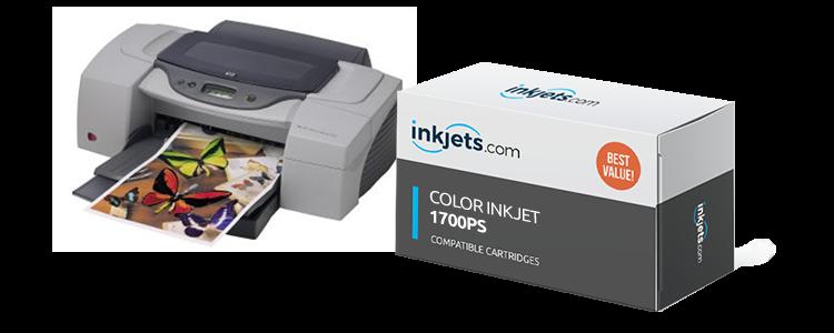 Color Inkjet 1700ps