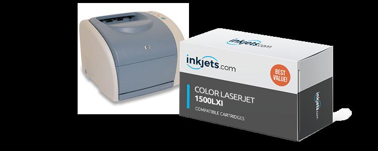 Color LaserJet 1500LXI