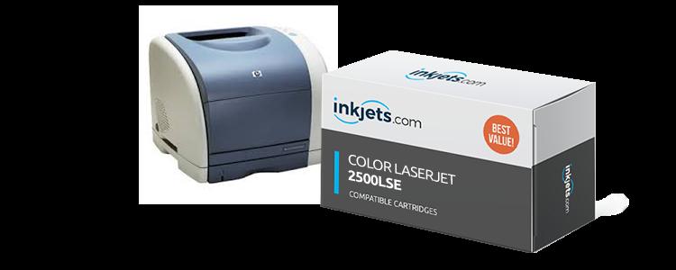 Color LaserJet 2500Lse