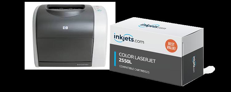 Color LaserJet 2550L