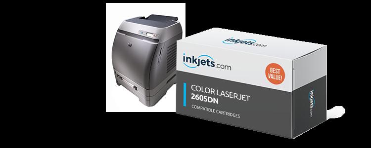 Color LaserJet 2605dn