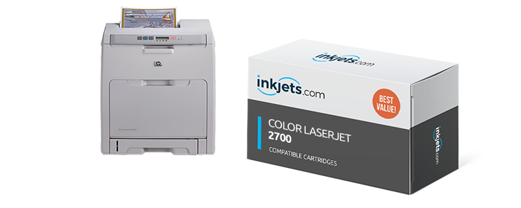 Color LaserJet 2700