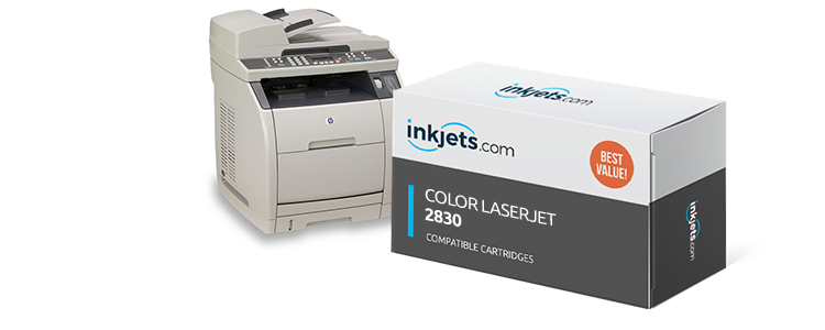 Color LaserJet 2830