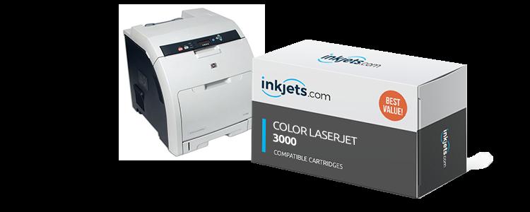 Color LaserJet 3000