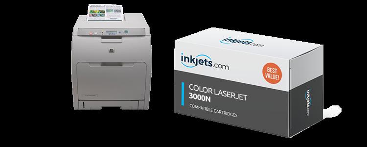 Color LaserJet 3000n
