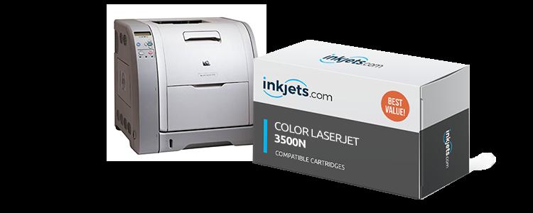 Color LaserJet 3500n