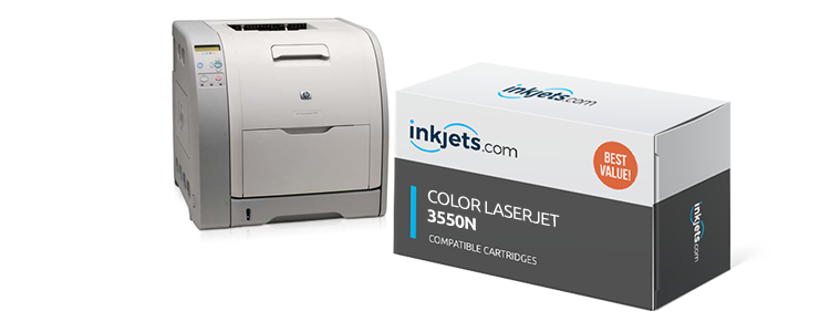 Color LaserJet 3550n