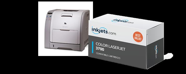 Color LaserJet 3700