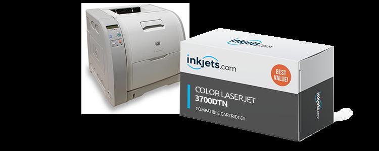 Color LaserJet 3700dtn