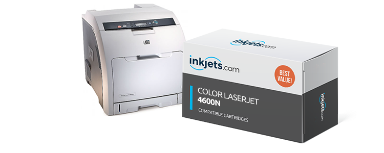 Color LaserJet 4600n
