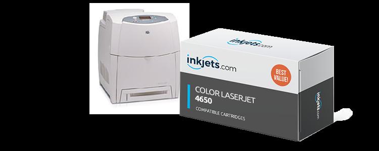 Color LaserJet 4650