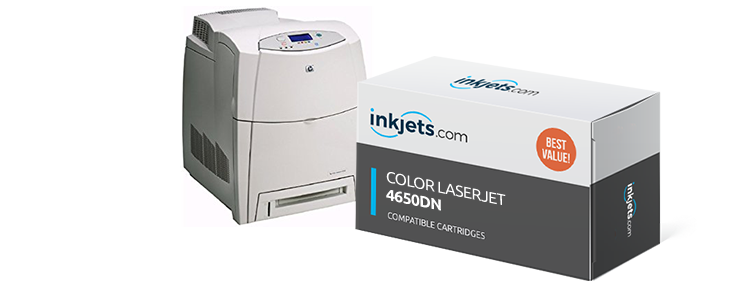 Color LaserJet 4650dn