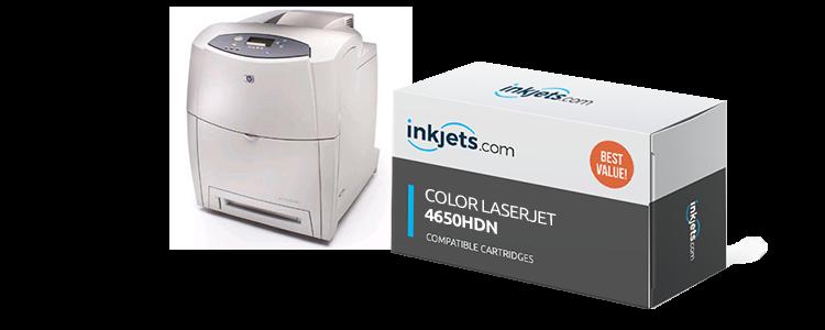 Color LaserJet 4650hdn