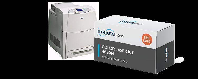 Color LaserJet 4650n