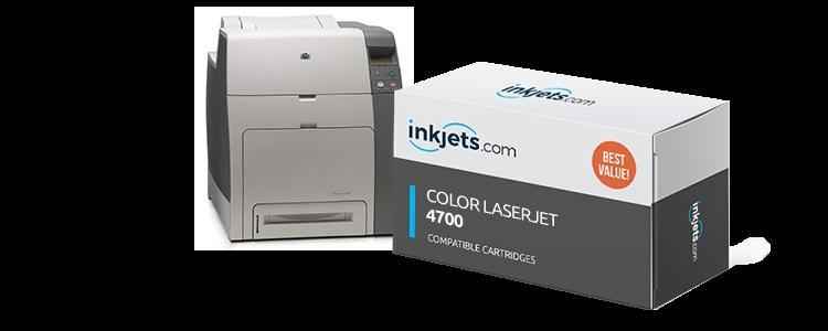 Color LaserJet 4700