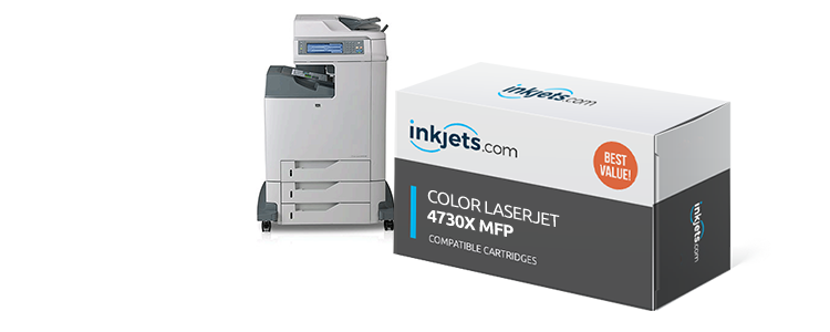Color LaserJet 4730x mfp