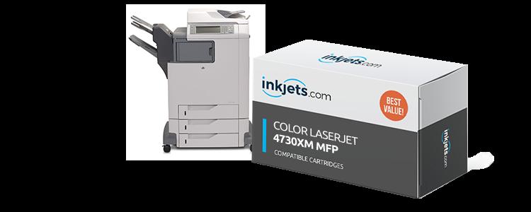 Color LaserJet 4730xm mfp