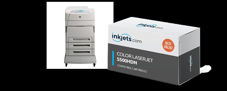 Color LaserJet 5500hdn