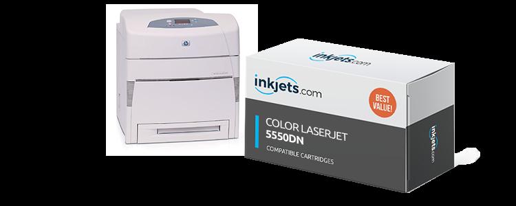 Color LaserJet 5550dn