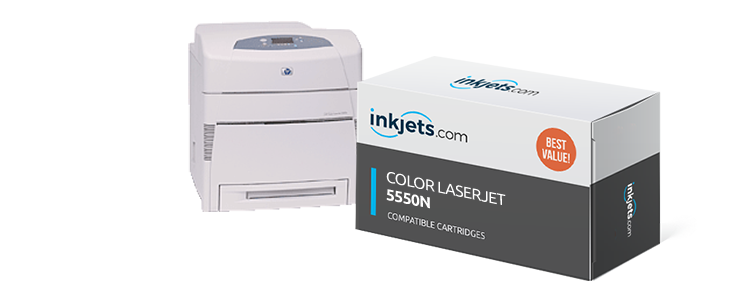 Color LaserJet 5550n