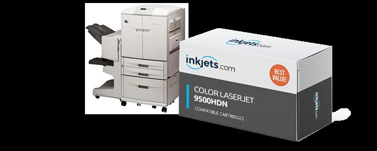 Color LaserJet 9500hdn