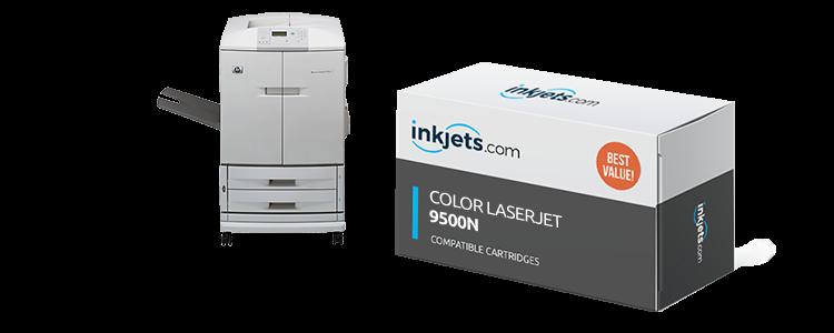 Color LaserJet 9500n