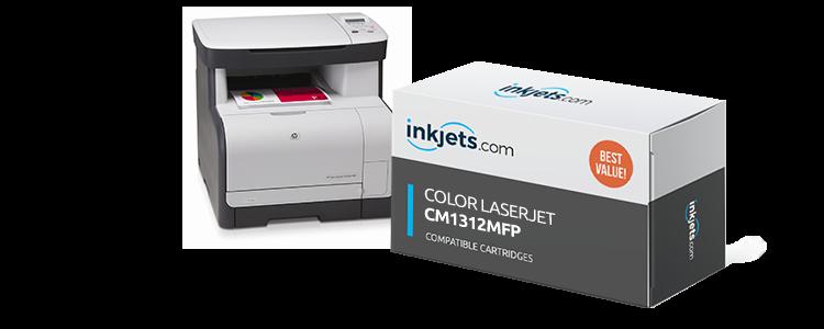 Color LaserJet CM1312 MFP
