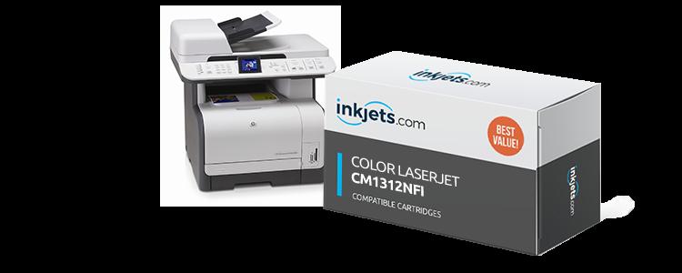 Color LaserJet CM1312nfi