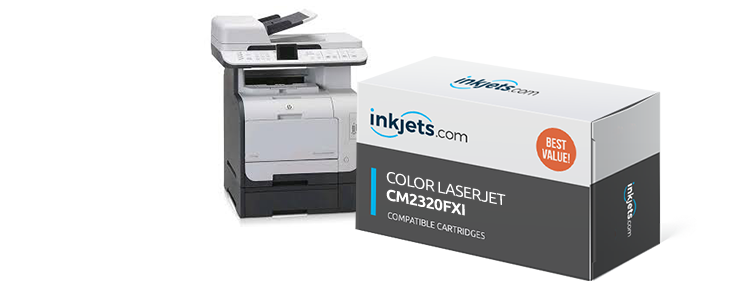 Color LaserJet CM2320fxi