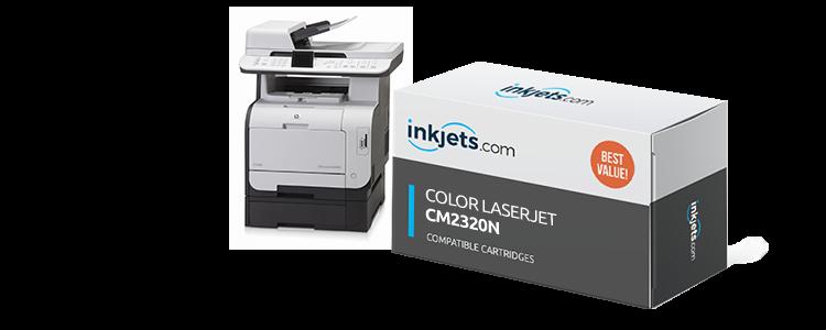 Color LaserJet CM2320n