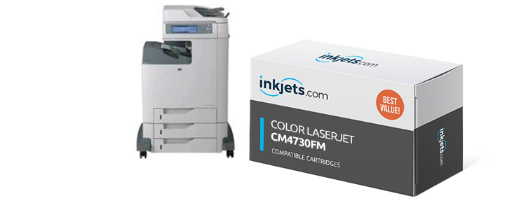 Color LaserJet CM4730fm