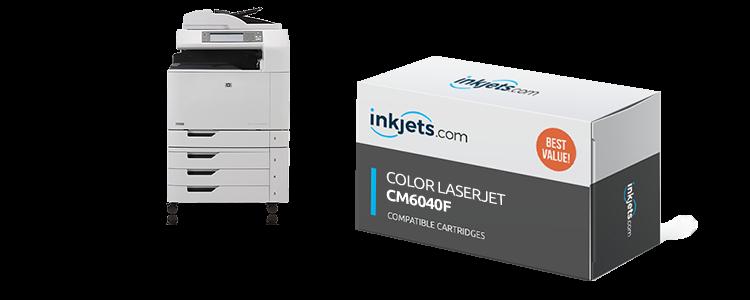 Color LaserJet CM6040f