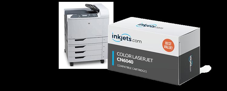 Color LaserJet CM6040