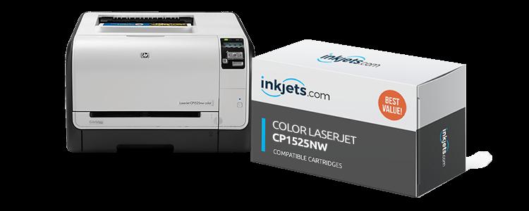 Color LaserJet CP1525nw