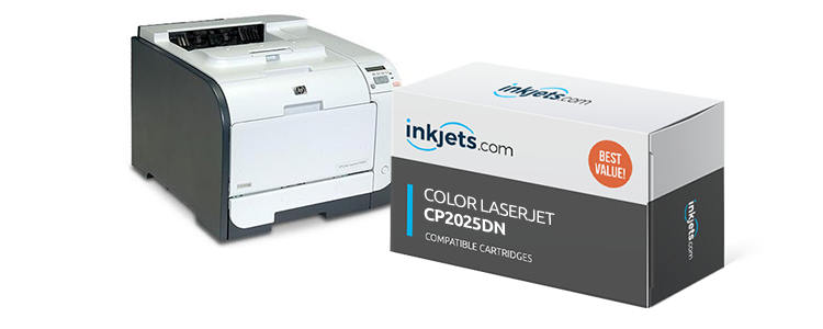 Color LaserJet CP2025dn