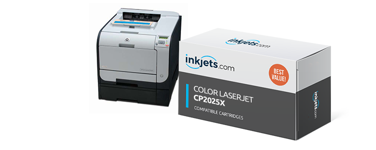 Color LaserJet CP2025x